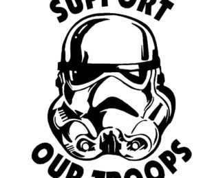 Show Your Support for the Stormtroopers