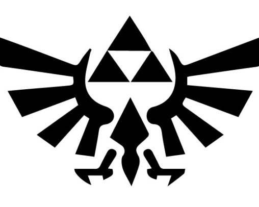Triforce Vinyl Decal