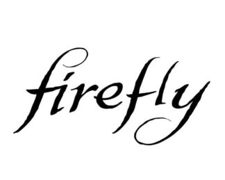Firefly Logo Sticker