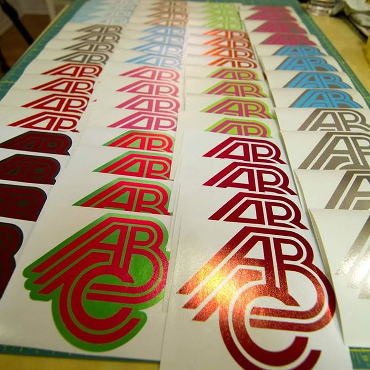 ABC Decals