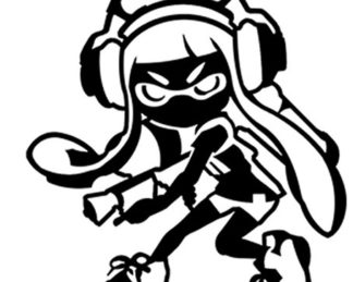 Splatoon Inkling Girl