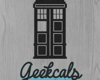 Tardis Vinyl Wall Decal