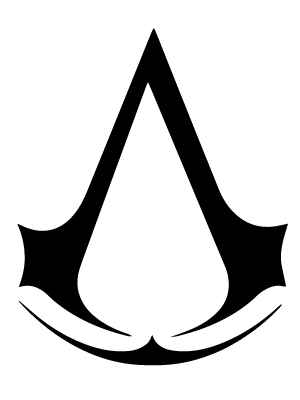 Assassins Creed Logo Decal