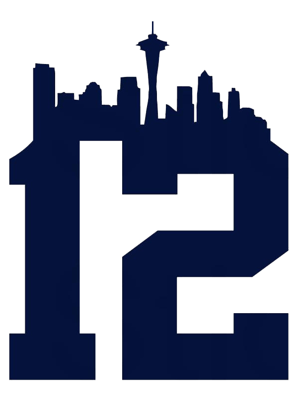 Geekcals Seattle Seahawks 12 Decal Design Your Space